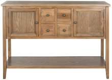 Charlotte Storage Sideboard - Oak