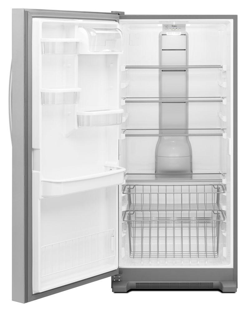 Wsz57l18dm Whirlpool 18 Cu Ft Sidekicks 174 All Freezer