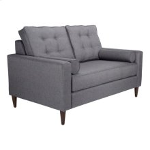 Morgan Loveseat Dark Gray