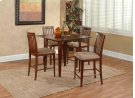 Montreal 39x39 Pub Set in Walnut Product Image