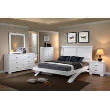 Raven White Bedroom