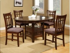 Empire Dining Chair Espresso Color