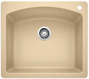 Blancodiamond Single Bowl - Biscotti