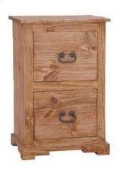 2 Dwr File Cabinet Product Image