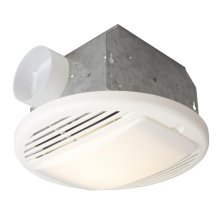 70 CFM Bathroom Exhaust Fan Light