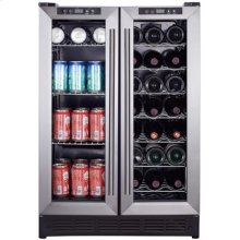 24-Inch Wine & Beverage Cooler