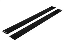 Wood Bed Rails (0020) - Black (001)