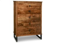 Cumberland 5 Drawer Highboy Product Image