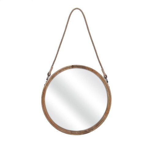 Senga Large Wood Mirror