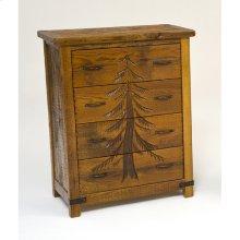 Sequoia 4 Drawer Dresser