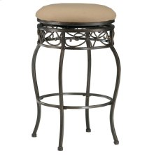 Lincoln Backless Barstool