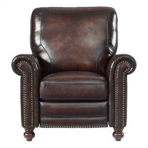Leather Italia Usa P7160 Hampton Pb Recliner L501m Brown