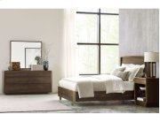 Luna Cal King Panel Bed 6/0 Complete Product Image