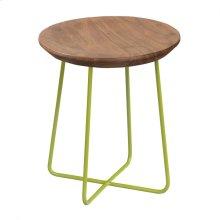 Rainbox Stool Green Legs-m2