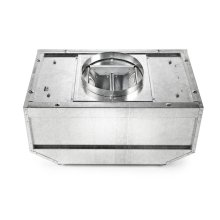 1200 CFM in-line blower - Stainless Steel