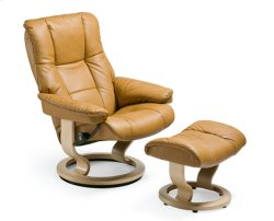 Stressless® Mayfair Small in Paloma Leather Product Image