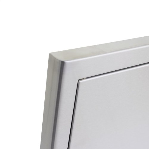 Blaze 18-Inch Single Access Door - Vertical