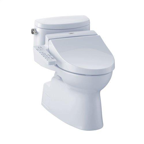 Carolina® II Connect+ C100 One-Piece Toilet - 1.28 GPF - Cotton