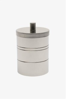 Luster Limited Edition Knurled Container STYLE: LTCO03