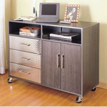 Monster Bedroom® Mobile Storage Unit - overpacked