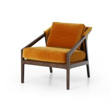 Sapphire Ginger Cover Earl Occasional Chair