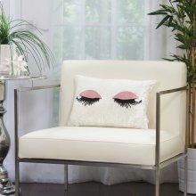 "Luminescence L4007 Rose Gold 12"" X 18"" Throw Pillows"