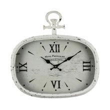 French Breakfast Wall Clock