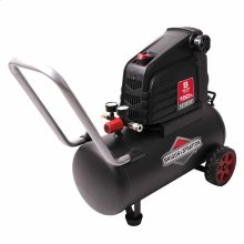 8 Gallon Air Compressor - Take on any job around the house