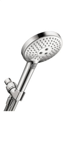 Chrome Raindance Select S 120 AIR 3-Jet Handshower Set, 2.5 GPM