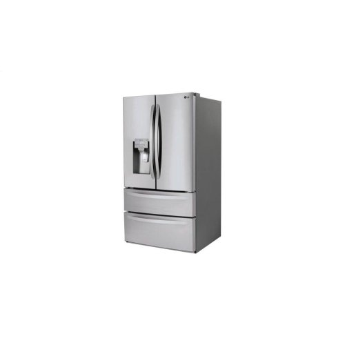 28 cu.ft. Smart wi-fi Enabled French Door Refrigerator