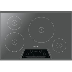 Thermador30-Inch Masterpiece® Induction Cooktop, Silver Mirror, Frameless