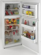 9.9 Cu. Ft. Frost Free Refrigerator - White Product Image