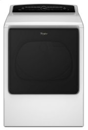 8.8 cu.ft Top Load HE Electric Dryer with Advanced Moisture Sensing, Intuitive Touch Controls Product Image