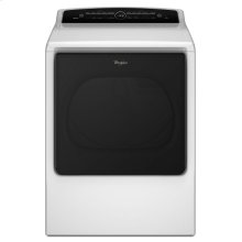 8.8 cu.ft Top Load HE Electric Dryer with Advanced Moisture Sensing, Intuitive Touch Controls (OPEN BOX CLOSEOUT)