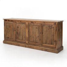 Kelly Large Sideboard-bleached Pine