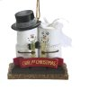 """S'mores """"Our 1st Christmas"""" Ornament."""