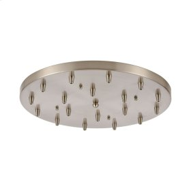 Pan Only, 18-Light Round