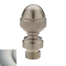 Satin Nickel with Lifetime Finish Acorn Finial