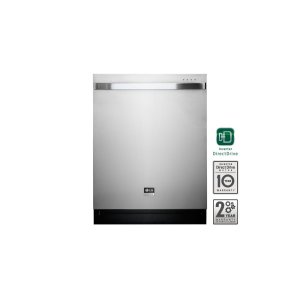 LG STUDIO - Top Control Dishwasher with Flexible EasyRack Plus System Product Image