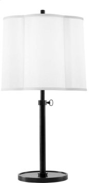 Visual Comfort BBL3023SB-S Barbara Barry Simple 26 inch 150 watt Soft Brass Decorative Table Lamp Portable Light