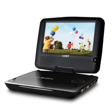 7 inch Portable DVD/CD/MP3 Player with DivX® Playback