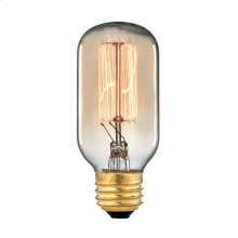 Filament Bulb - Gold, 60 Watts, A19 E26 Medium Base