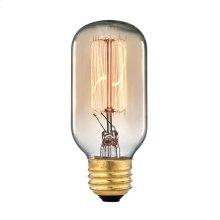 Filament Bulb - Gold, 60 Watts, A19 E26 Medium Base