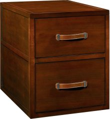 Harrison Two-Drawer Cabinet with Single File Drawer