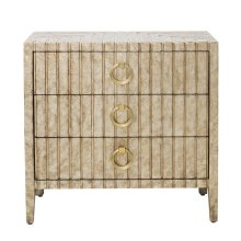Metal Clad Drawer Chest