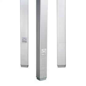 AMTC Series Blank Aluminum Poles