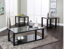 Pantera 3pc Occasional Tables