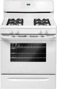5.0 cu. ft. Oven Capacity Gas Range