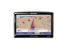 "Strada Portable Mobile Navigation System with 5"" LCD Screen & GPS Assist"
