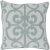 "Additional Amelia AL-003 20"" x 20"" Pillow Shell with Polyester Insert"